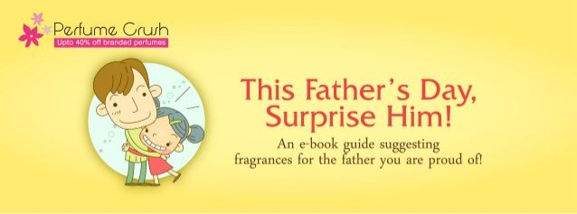 This Father's Day, we bring to you a guide to help you choose which perfume best represents which characteristic of your father. Flip through and enjoy!