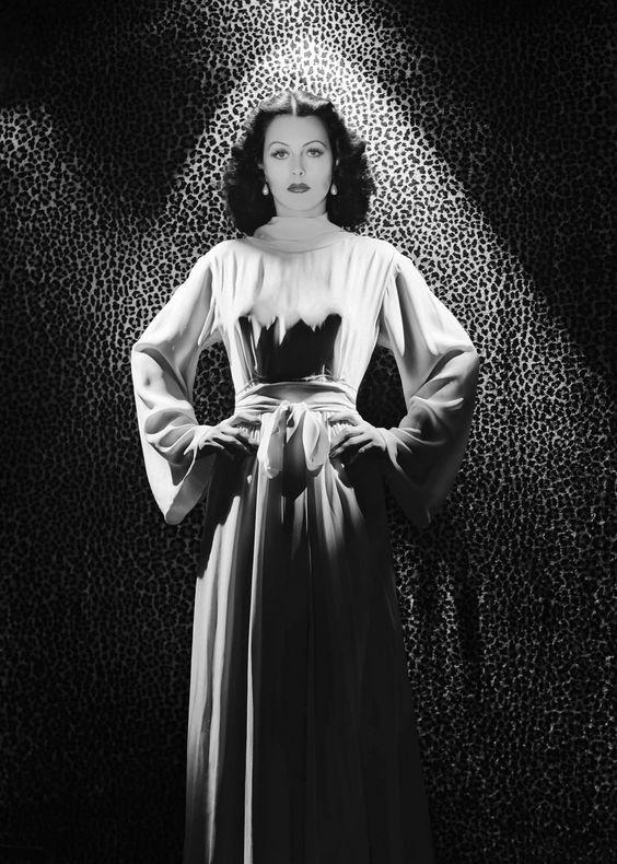 Beautiful; Hedy Lamarr (9 November 1914 – 19 January 2000)