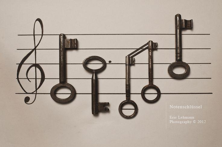 Musical Skeleton Keys!