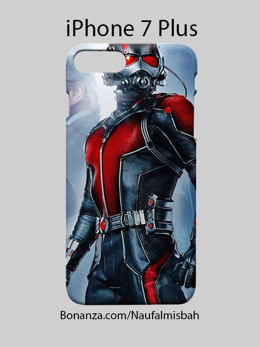 Ant Man iPhone 7 PLUS Case Cover Wrap Around