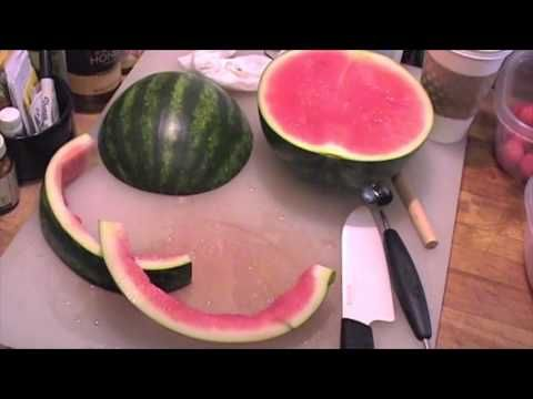 How to make Watermelon Animals #diy  So fun for the kiddos!  Teaches  porcupine and turtle.