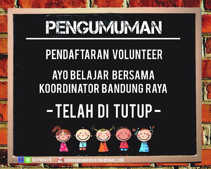 Poster keterangan AB2K -Koordinator Bandung Raya;BEM KEMA UNPAD-  design by iklima musyarofah
