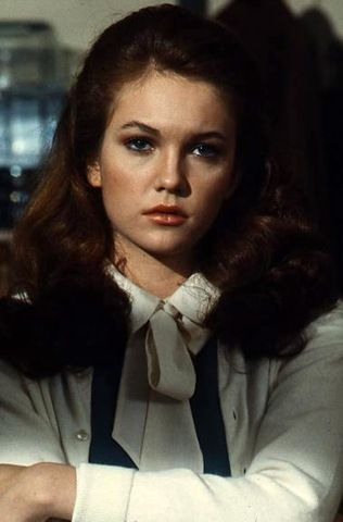 Diane Lane, beautiful teenager in film history. Description from pinterest.com. I searched for this on bing.com/images