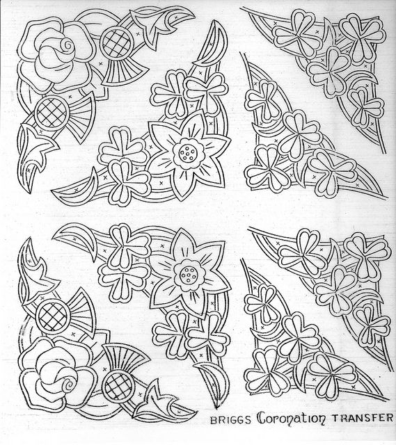 these look like great patterns for Romanian point lace