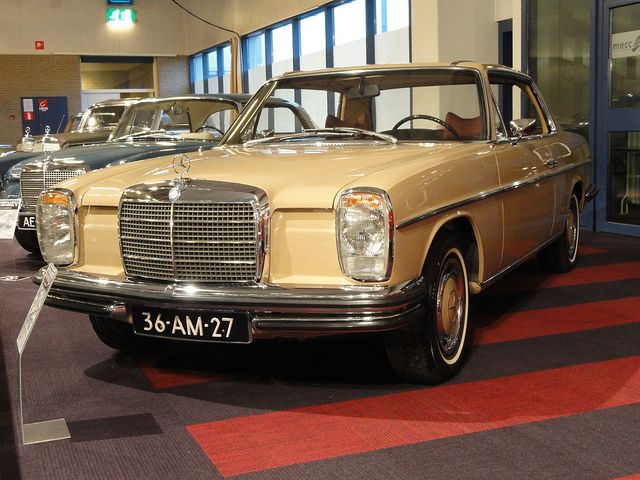 Mercedes benz 280 ce w114 coupe 1973 by skitmeister for 1973 mercedes benz 280