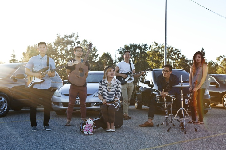 Honda shows indie band #MonstersCallingHome some love, getting them booked as musical guest on #JimmyKimmelLive. #HondaLovesYouBack: Band Monsterscallinghom, Books Movies Mus Ohmi, Indie Band, Amazing Living, Monsters Call, Music Guest
