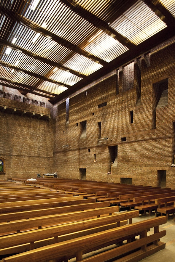 St Bride's // Gillespie Kidd and Coia