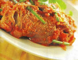 Sambal Goreng Daging - International Food Recipes | Resep Masakan & Makanan Indonesia
