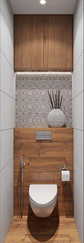 Badezimmer Umbau Ideen – kleines Badezimmer umgestaltet und Makeover mit vorher und … – Today Pin