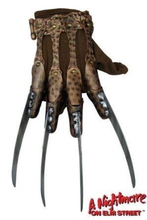 Deluxe Freddy Krueger Glove/Hand