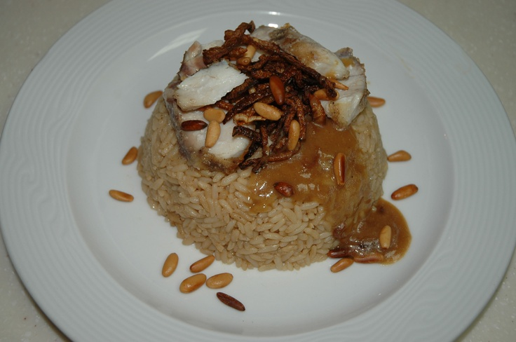 ... thick onion sauce | Lebanese Cuisine | Pinterest | Onion Sauce, Rice