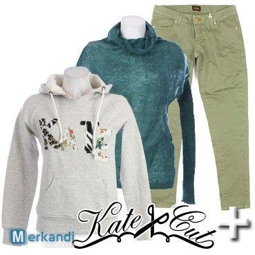 Vendita all'ingrosso abbigliamento donna brand KATE CUT #88858 | Stock abbigliamento | merkandi.it