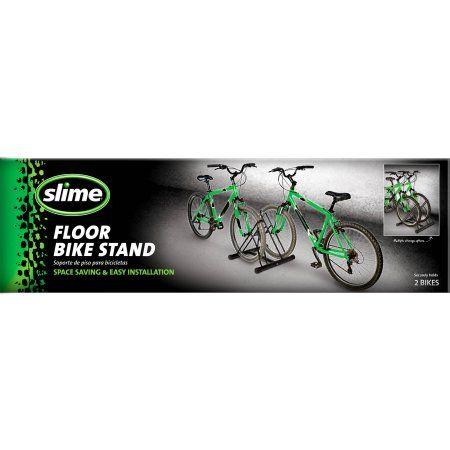 Slime Bike Floor Stand, Black