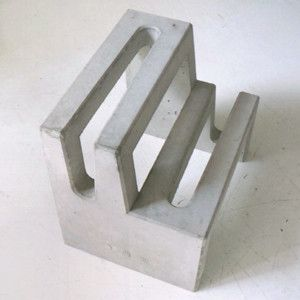Portabicicletas de hormigón - Tenkei concrete bicycle rack
