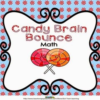 Our Brain Bounce game helps your kiddos practice addition, subtraction, greater than, and less than. This great #math game is one of our new Brain Bounce games that facilitate ELA and Math skills for your kids. You can also use these cards in a center or as a Scoot game. Read more!