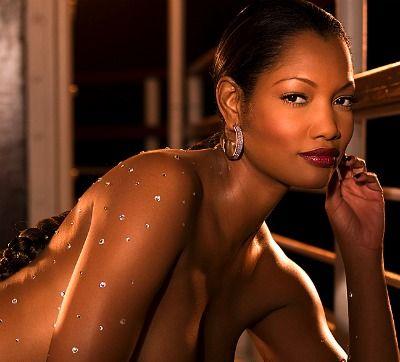 Black Celebrity Female Nude 64