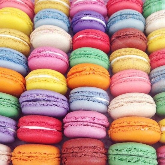 bottega louie for colorful macaroons and a killer weekend brunch. #MyTripAdvice