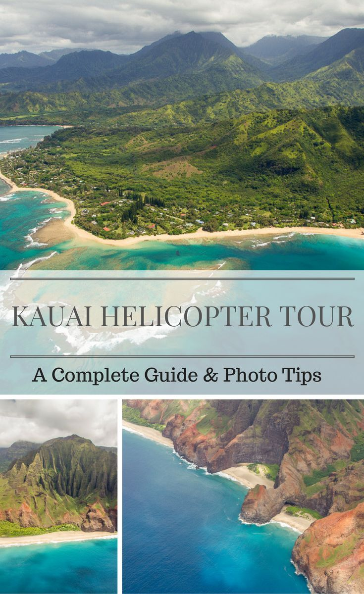 Kauai helicopter tour: a complete guide and photos tips   Le Big Trip