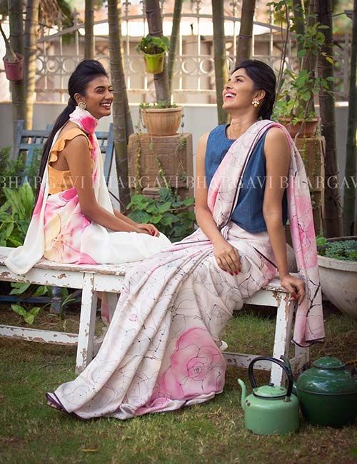 b6b9305652 Top 15 Boutiques In Hyderabad | Blouses | Saree, Saree wedding, Best ...