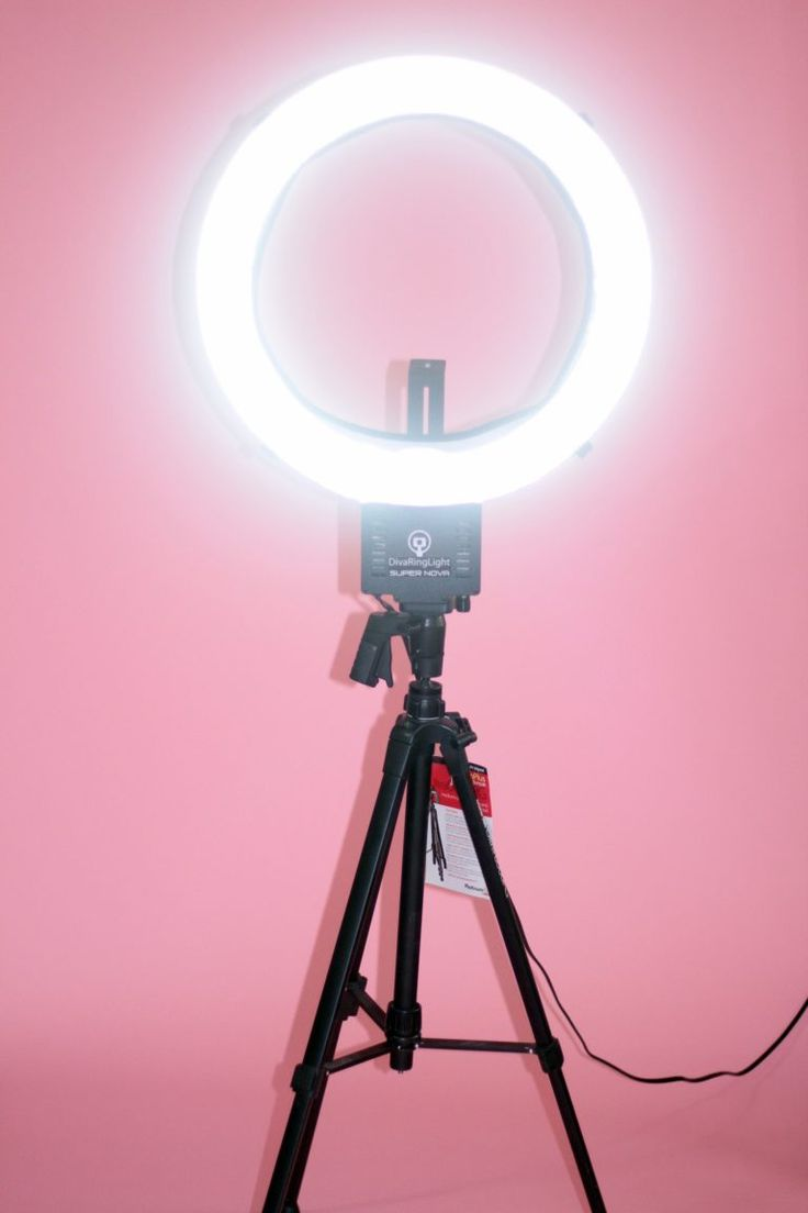 Super Nova Diva Ring Light