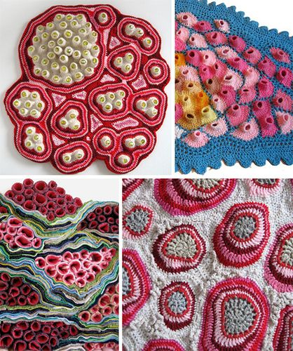 by Emily Barletta  - textile work