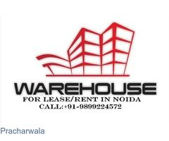 Shed Warehouse factory for Lease rent noida 9899224572 Noida