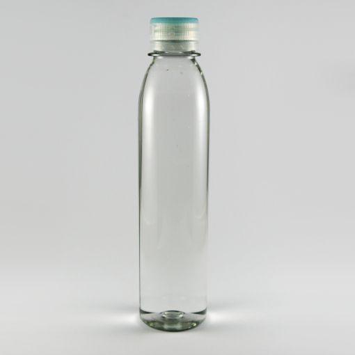 Botella de agua palito