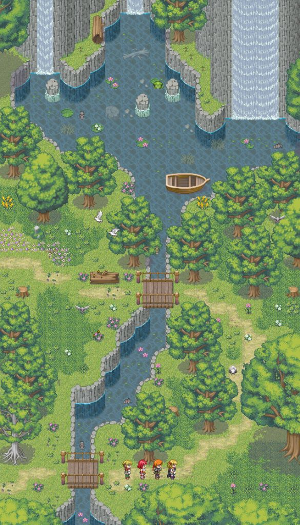 Game & Map Screenshots 4 - Page 30 - General Discussion - RPG Maker Forums