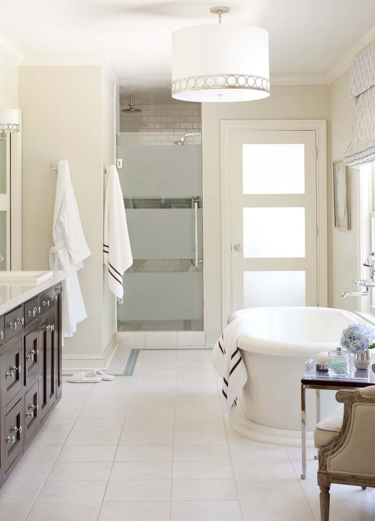 Image On Mix and Chic Bathroom