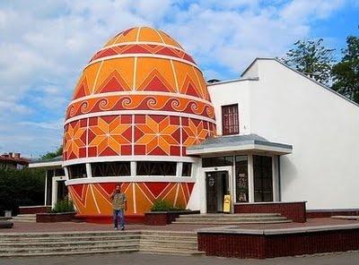 Paaseieren Museum :) - Easter Egg Museum, Ukraine