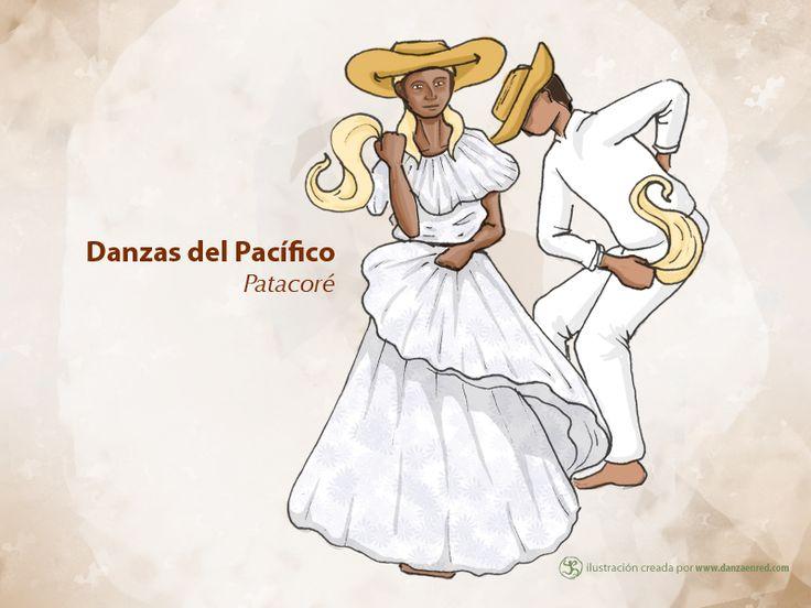 Danza en Red - Pacífico Colombiano, tierra con herencia africana