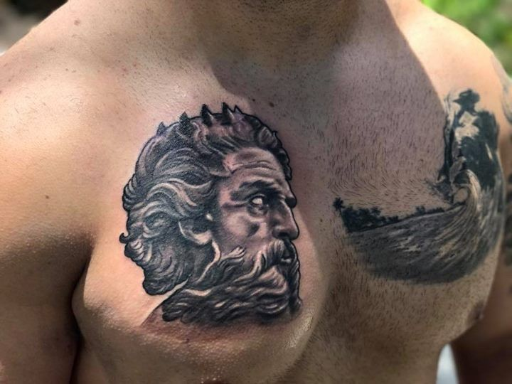 olio.tattoo Realistic Stencil Famous Tattoo by Jerry from Seventh Seal Tattoo Club - Panama City, FL @electrumstencilproducts, @turanium_tattoo_machine, @happygurutattoocare @heliostattoo.... @empireinks @pantheraink @gmail.com #realistic #stencil #famous -- More at: https://olio.tattoo/tattoo-images/mentions:realistic