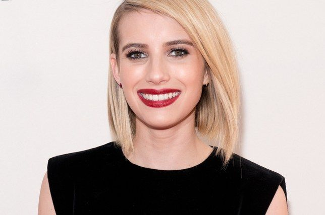 Emma Roberts' New Cayenne Spice Hair Looks Just Like Pumpkin Spice—But Hotter