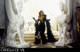 Wicked Wardrobes: The Best-Dressed Female Villains — Vogue