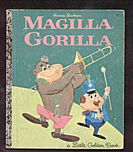 MAGILLA GORILLA - Little Golden Book - 1964. Please click the image for more information.