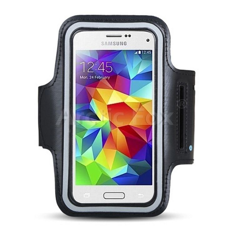 Quality Universal Waterproof Running Cycling GYM Sports Armband Mobile Phone Holder Case Cover for Samsung Galaxy S5 Mini G800 L