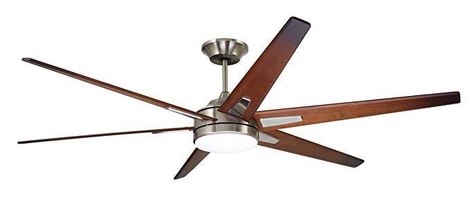 Emerson Cf915w72bs 72 Inch Modern Rah Eco Ceiling Fan 6 Blade