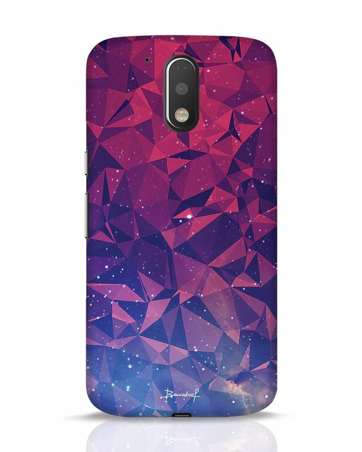 Galaxy Moto G4 Plus Phone Case - Bewakoof.com