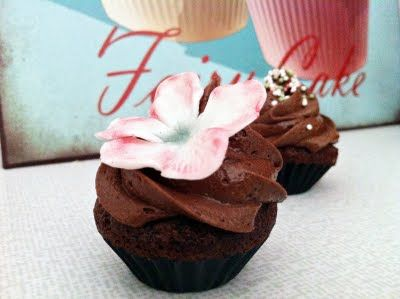 Devil's Food minicupcakes | Heavenly Cupcake