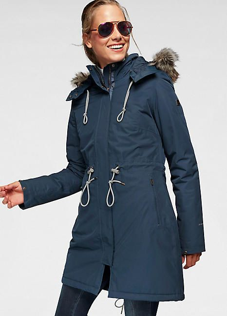 31ee064f8 The North Face 'Zaneck' Parka Winter Coat in 2019 | coats and ...