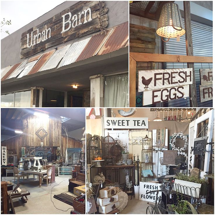 Urban Barn Escondido California. Love this place! esp, the outdoor space!