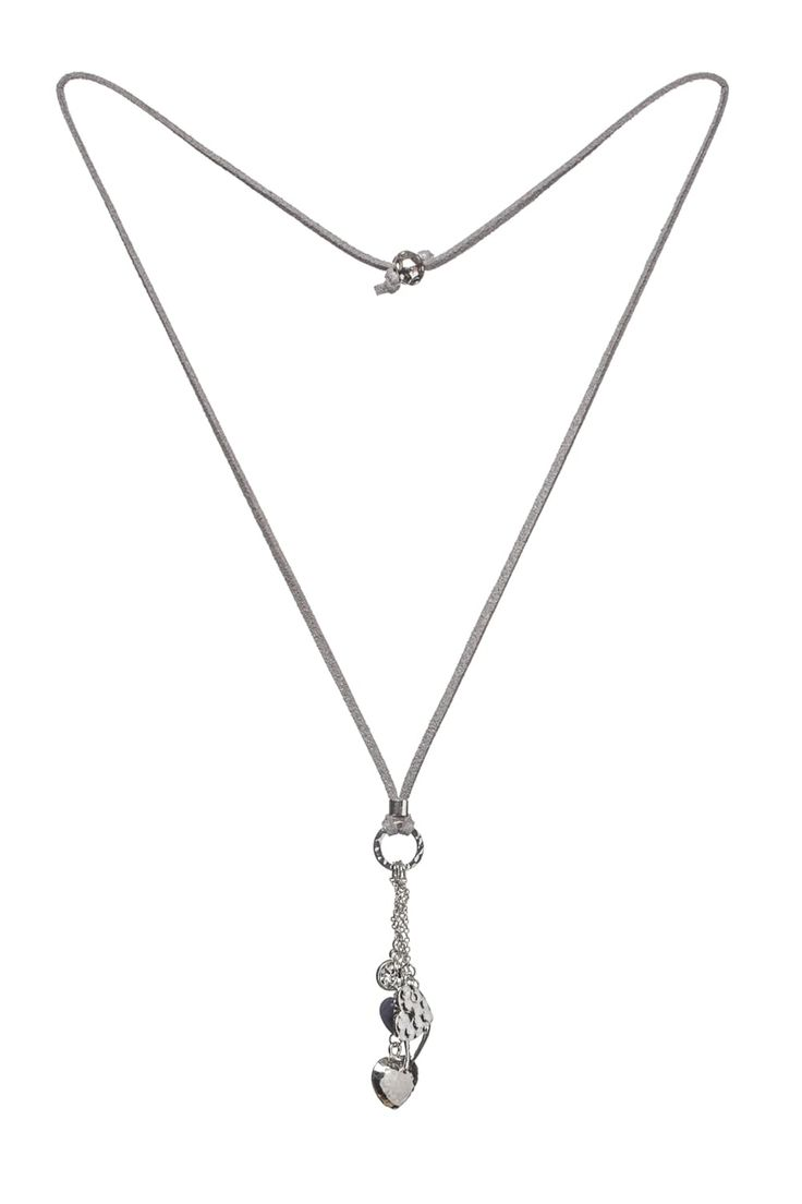 Wish Upon A Star Necklace   http://www.mistral-online.com/accessories-c10/wish-upon-a-star-necklace-silver-grey-p27885
