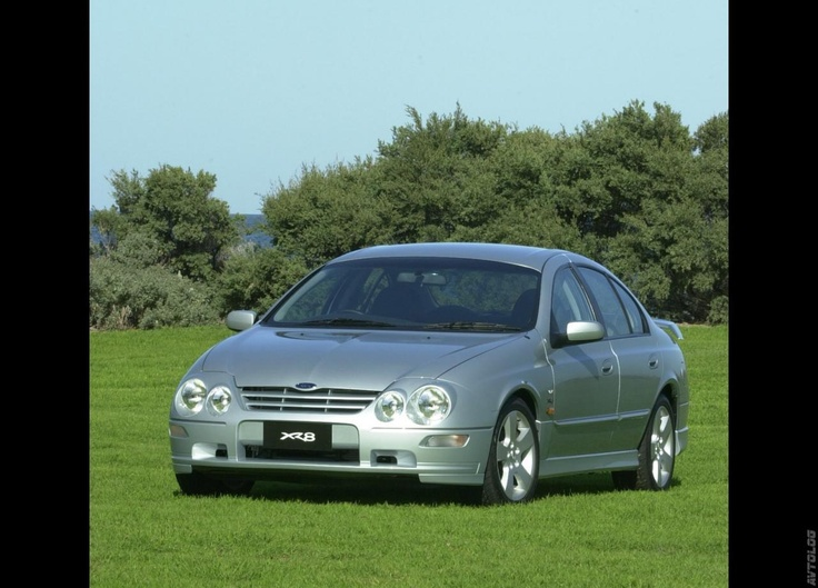 2001 Ford Falcon XR8