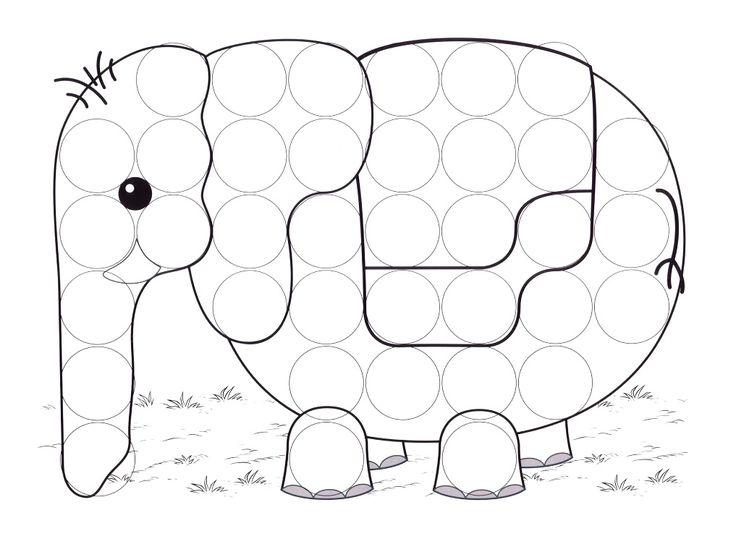 predloha-slon-na-vicka-od-pet