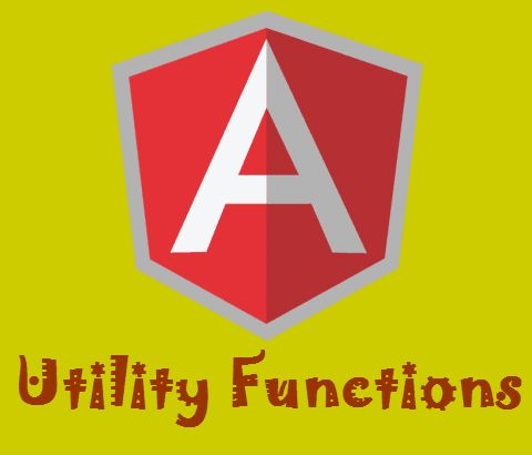 Quick summary of AngularJS utility functions