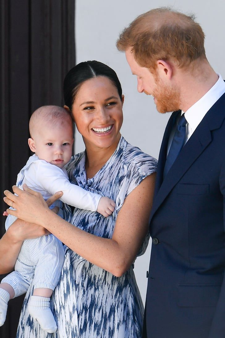 Baby Archie Looks Just Like His Dad In First Appearance On Royal ...