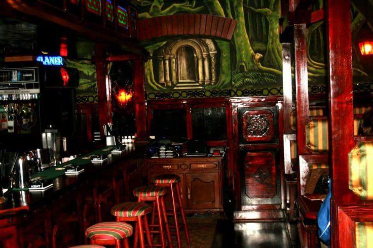 Pub in Timișoara, Romania