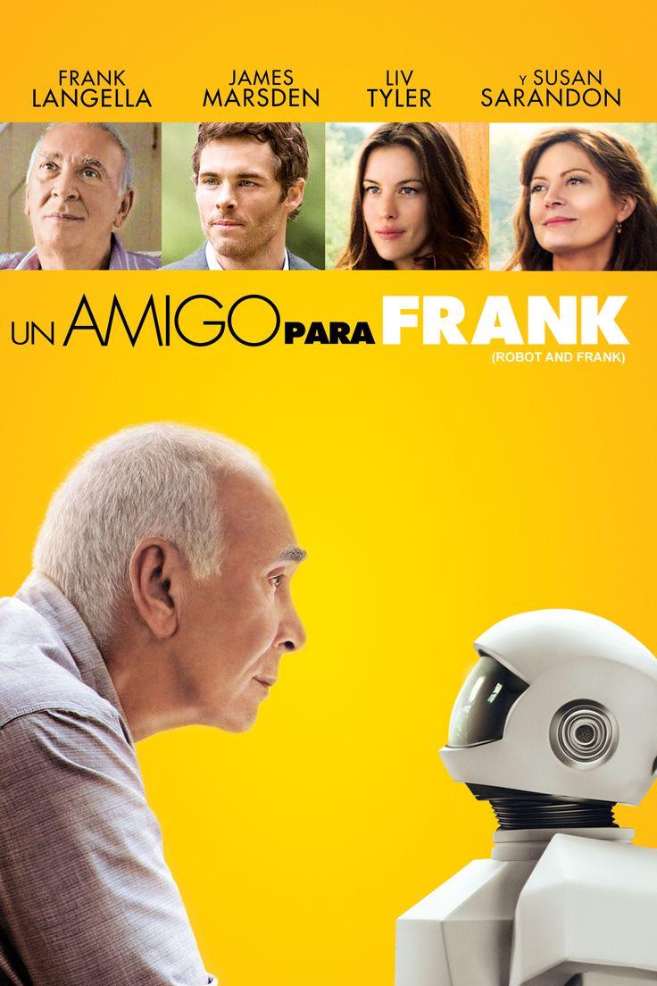 Un amigo para Frank [2012]