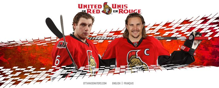 Bobby Ryan - new 7-year contract extension and Erik Karlsson - new captain.  2014-2015