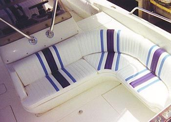 boat upholstery - Google Search